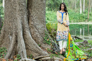 Al Zohaib Premium Printed Lawn Collection Design PS-08A