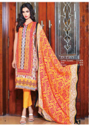 Gloria Exclusive Lawn Collection Design 1305-A