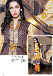 Gloria Exclusive Lawn Collection Design 1315-A