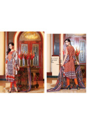 Gloria Exclusive Lawn Collection Design 1317-A