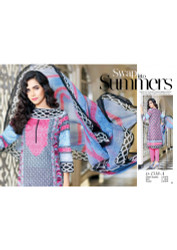 Gloria Exclusive Lawn Collection Design 1318-A