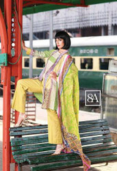 Deeba Premium Print Collection Design 8A