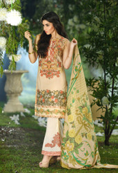 Firdous Embroidered Exclusives EXS-2B