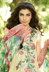Firdous Embroidered Exclusives EXS-3B