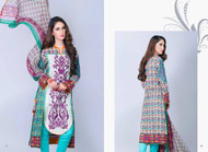 Noor Jahan Embroidered Lawn Collection Vol 1 2016 Design D-118/16