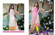 Ayesha Chottani Designer Embroidered Collection Design 08B