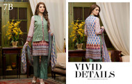 Ayesha Chottani Designer Embroidered Collection Design 7B