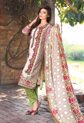 Riwaj Designer Embroidered Lawn 2016 by Shariq Textiles Design 02A