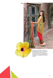 Riwaj Designer Embroidered Lawn 2016 by Shariq Textiles Design 10A