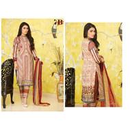 Alisha Memon Embroidered Collection Design AM16L-7B