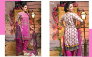 Alizeh Designer Embroidered Eid Collection Design 8A