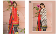 Alizeh Designer Embroidered Eid Collection Design 8B