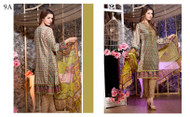 Alizeh Designer Embroidered Eid Collection Design 9A