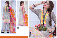 Sahil Embroidered Eid Collection Design 4B