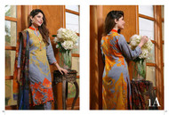 Ayesha Zara Eid Collection Design 1A