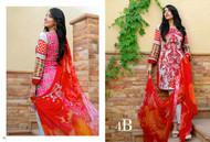 Ayesha Zara Eid Collection Design 4B