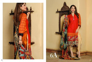 Ayesha Zara Eid Collection Design 6A