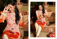 Ayesha Zara Eid Collection Design 7B