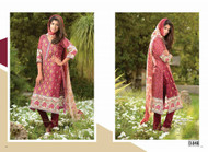 Colors Embroidered Collection Vol 2 Design 04-B
