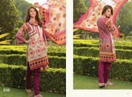 Colors Embroidered Collection Vol 2 Design 06-A