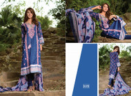 Colors Embroidered Collection Vol 2 Design 07-B