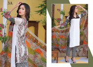 Ayesha Chottani Designer Embroidered Eid Collection Design 3A