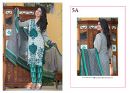 Ayesha Chottani Designer Embroidered Eid Collection Design 5A