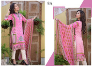 Ayesha Chottani Designer Embroidered Eid Collection Design 8A