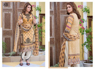 Ayesha Chottani Designer Embroidered Eid Collection Design 8B
