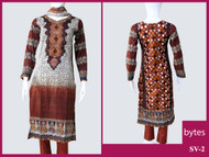 Taabiir Pret Eid Collection 3 Piece Suit SV-2