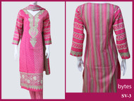 Taabiir Pret Eid Collection 3 Piece Suit SV-3