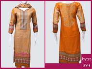 Taabiir Pret Eid Collection 3 Piece Suit SV-4