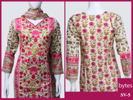 Taabiir Pret Eid Collection 3 Piece Suit SV-5