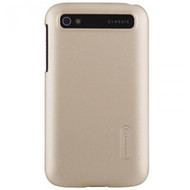 Nillkin Super Frosted Shield Case for Blackberry Classic - Gold