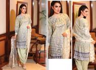 Nadia Hussain Eid Collection Design 7B
