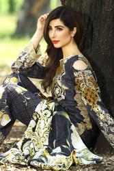 Rani Emaan Eid Lawn Design 6