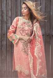 Firdous Excelencia Embroidered Exclusives Vol 3 EES-1