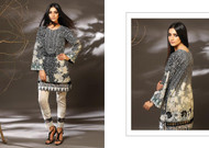 Mishkal Black and White Collection Design 1
