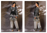 Mishkal Black and White Collection Design 3