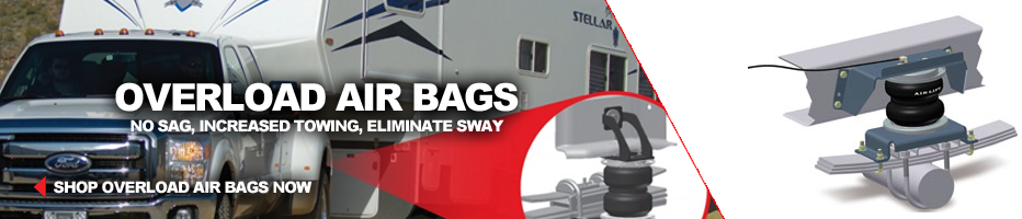 Towing Overload Bags