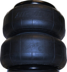 "2B-7 Gen 4 Dominator Air Bag 600psi Single 1/2"" Port *2600 Dominator*"
