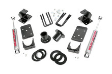 "07-13 Chevy/GMC 1500 2WD 1-2""/4"" Lowering Kit"