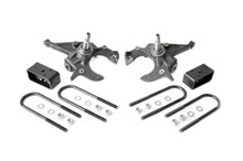 "82-03 Chevy/GMC S10/S15 Pickup 2WD 2""/3"" Lowering Kit"