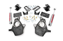 "99-06 Chevy/GMC 1500 2WD 2""/4"" Lowering Kit"