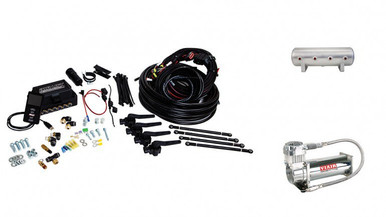 "1/4"" Air Lift 3H Kit with 2.5 Gallon Tank"