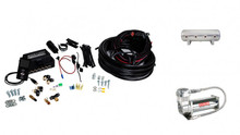 "1/4"" Air Lift 3P Kit with 2.5 Gallon Tank"