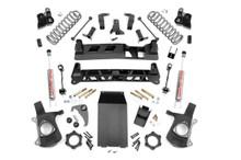 6in GM NTD Suspension Lift Kit (02-06 Avalanche/00-06 Suburban & Yukon XL)