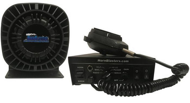 100 Watt PA System with Sirens