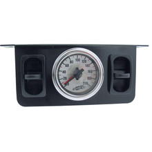 "1/4"" Air Lift Dual Gauge Switch Panel"