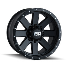 ION 134 Matte Black/Black Beadlock 18x10 8-165.1 -19mm 130.8mm